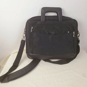 DELL Laptop Briefcase Carrying Case-Black Nylon